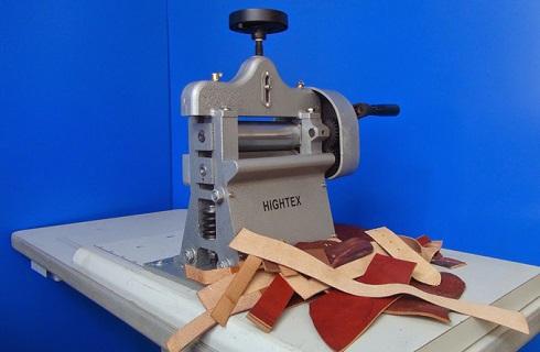 8116 Handkurbel Lederspalter für handgefertigte Lederwerkstatt und Sattlerwaren